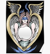Blind Angel Poster