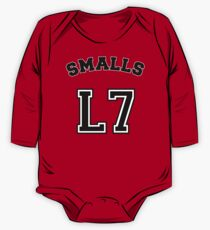 Smalls Jersey One Piece - Long Sleeve