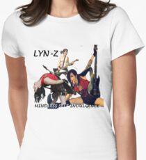 Lyn-Z Way Women's Fitted T-Shirt