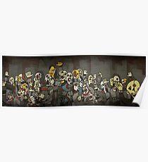 Zombie Parade Poster