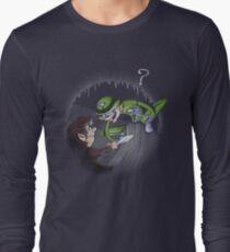 The original Riddler Long Sleeve T-Shirt