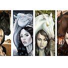 The Four Horsemen  by plantiebee