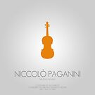 NICCOLÒ PAGANINI - The 'Devil's Violinist' by Mark Hyland