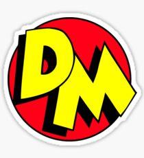 Danger Mouse  Sticker