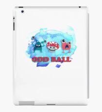 Procastinating Oddballs iPad Case/Skin