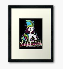 Original Gangster Framed Print