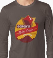 Ruby Lager Long Sleeve T-Shirt
