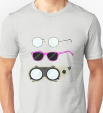 Glasses and Goggles- Potter/Starkid/Dr.Horrible Unisex T-Shirt
