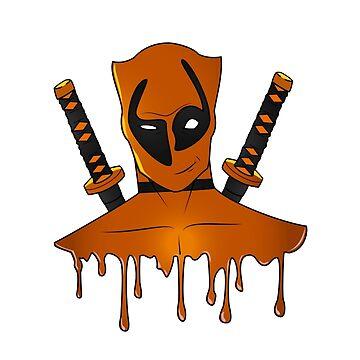 Orange Ninja by Tobytang2