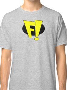 freakazoid logo Classic T-Shirt