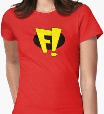 freakazoid logo Women's Fitted T-Shirt