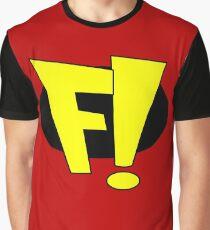 freakazoid logo Graphic T-Shirt