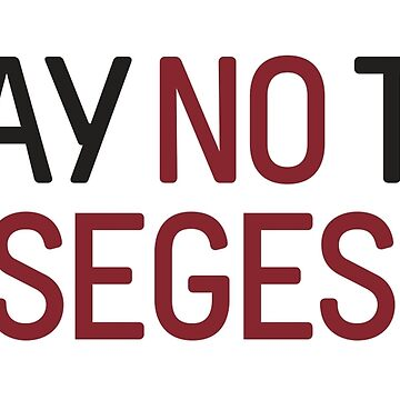Say No To Eisegesis by eugenistoc