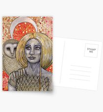 Athene Postcards