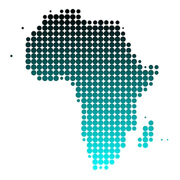 Africa Dotted by Dozi
