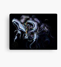 ©Macro Abstract Macro II Canvas Print