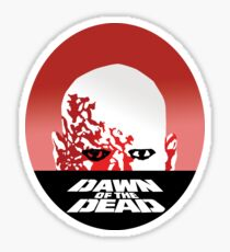 Dawn of the Dead Sticker
