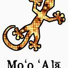 Golden Hawaiian Gecko by pjwuebker