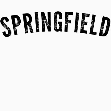 Springfield Shirt by typeo