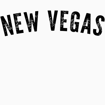 New Vegas Shirt by typeo
