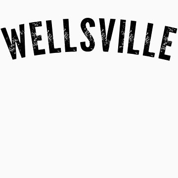 Wellsville Shirt by typeo