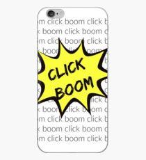 Klicke auf boom-hamilton iPhone-Hülle & Cover
