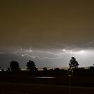 Storm over Dallas. by Kate Farkas