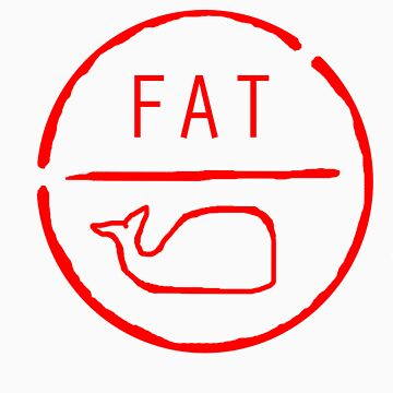 Fat Whale circular by jonahbeard