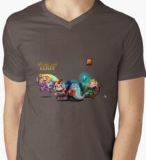 Heroes of Loot Men's V-Neck T-Shirt