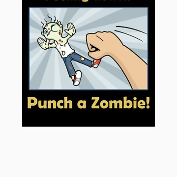Zombie Punch by Astrocat