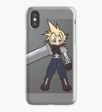 Final Fantasy 7 Cloud iPhone Case