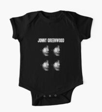 Jonny Greenwood Baby Body Kurzarm