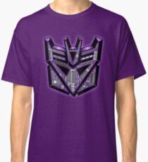 TRANSFORMERS: Motherboard Decepticon Classic T-Shirt