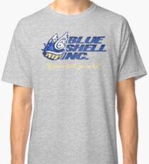 Blue Shell Inc. (no distressing) Classic T-Shirt