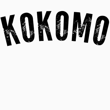 Kokomo Shirt by typeo