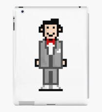 Pee-wee 8-bit iPad Case/Skin