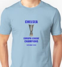 Chelsea Champions Unisex T-Shirt