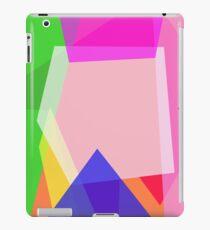 Minimalism Contrast iPad Case/Skin