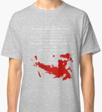 Gladiator - My Name is Maximus Decimus Meridius Classic T-Shirt