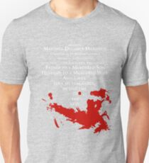 Gladiator - My Name is Maximus Decimus Meridius T-Shirt