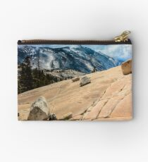 Olmsted Point Yosemite Studio Pouch