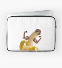 Biceps Banana Laptop Sleeve