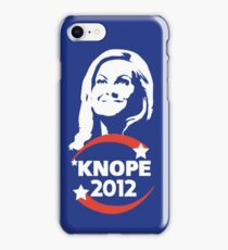 Leslie Knope for City Council iPhone Case/Skin