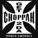 GET 2 DA CHOPPAH (White) by BiggStankDogg
