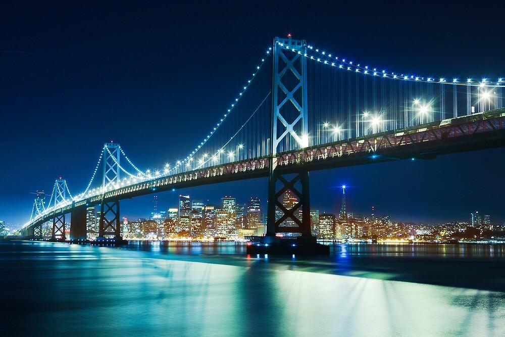 Bay Bridge by ArnauDubois