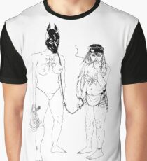 Death Grips The Money Store  Graphic T-Shirt