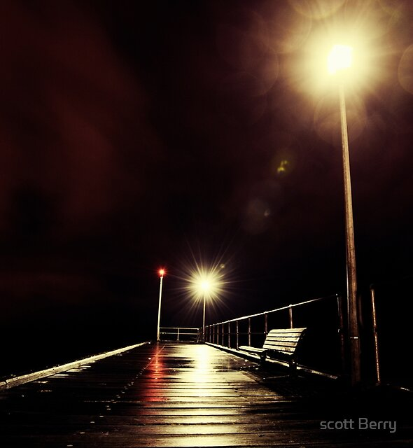 A Dark and Stormy Night by scott Berry