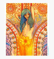 Tantra Goddess  Photographic Print