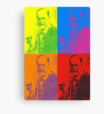 Freud Pop Canvas Print