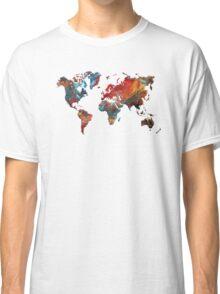 World Map 2020 Classic T-Shirt